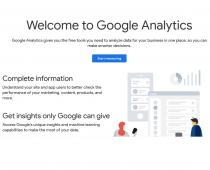 Google Analytics - Free Data Analytics for Your Website