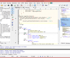 SynWrite - A Free Text and Source Code Editor