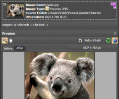 ImBatch - Free Software to Process Multiple Images at Once