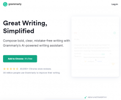 Grammarly - Free Online Writing Assistant